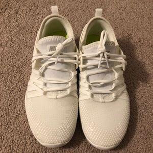 White Nike Free TR 7 Women's Shoe Size 6.5